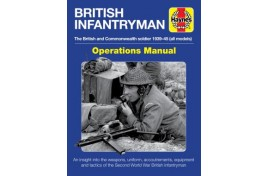British Infantryman Operations Manual (Hardback)