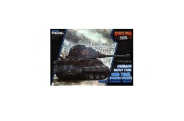King Tiger German Heavy Tank Meng Model  World War Toons