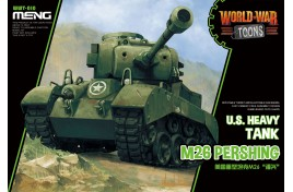 U.S. Heavy Tank M26 Pershing   WORLD WAR TOONS
