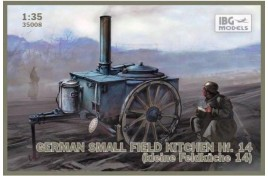 IBG 1/35 German Small Field Kitchen Hf. 14