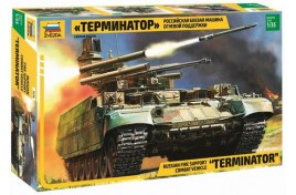 Zvezda 1/35 	BMPT Terminator Russian Fire Support Combat Vehicle