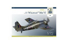 ARMA HOBBY  1/72  Wildcat Mk VI Model Kit