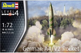 Revell 1/72 German A4/V2 Rocket