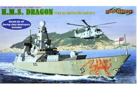 Cyber Hobby 1:700 H.M.S. Dragon Type 45 Destroyer Batch 2