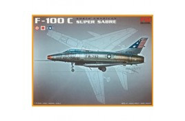 PM Model 1/72 North American F-100C Super Sabre