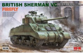 Rye Field Model (RFM) 1/35 British Sherman VC
