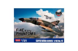 Zoukei-Mura 1/48 F-4E Early Phantom II Super Wings Series