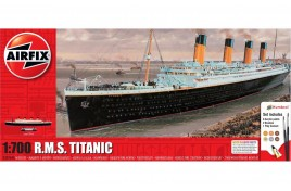 Airfix RMS Titanic (1:700 Scale)