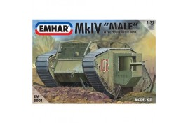 EMHAR 1/72 Mk IV 'Male' WWI Heavy Battle Tank