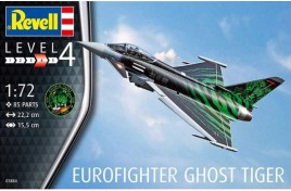 Revell Eurofighter Typhoon Ghost Tiger 1:72 Scale