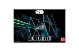 Bandai 1/72 TIE Fighter Sienar Fleet Systems TIE / In Space Superiority Fighter Star Wars