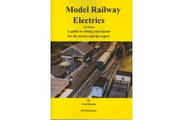Model Railway Electrics Book - A Guide to Wiring Your Layout by Fred Martin