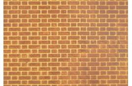 2mm scale N Flemish Bond Brick (pack of 2 sheets)