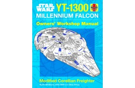 Star Wars YT-1300 Millennium Falcon Manual (Hardback)