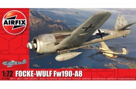 Focke-Wulf Fw190-A8 1:72 Scale Plastic Kit