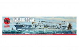 HMS Ark Royal 1:600 Scale Plastic Kit