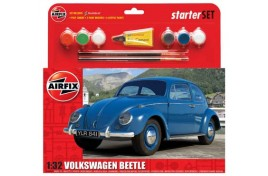 Volkswagen Beetle Starter Set 1:32 Scale Plastic Kit