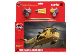 Westland Sea King HAR.3 1:72 Scale Plastic Kit