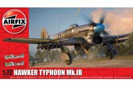 Hawker Typhoon Ib 1:72 Scale Plastic Kit