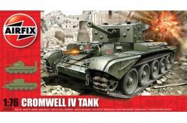 Cromwell IV Tank 1:76 Scale Plastic Kit