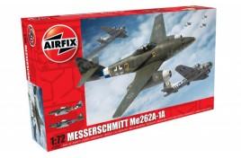 Messerschmitt Me262A-1A Schwalbe 1:72 Scale Plastic Kit