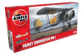 Fairey Swordfish Mk.I 1:72 Scale Plastic Kit
