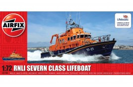 RNLI Severn Class Lifeboat 1:72 Scale Plastic Kit