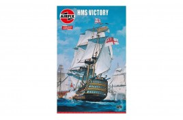 HMS Victory 1765  1:180 Scale Plastic Kit