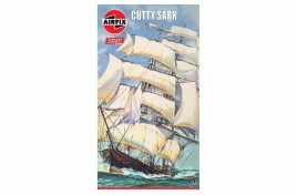 Cutty Sark 1869 1:130 Scale Plastic Kit
