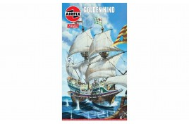 Golden Hind 1:72 Scale Plastic Kit