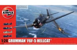 Grumman F6F-5 Hellcat 1:24 Scale Plastic Kit