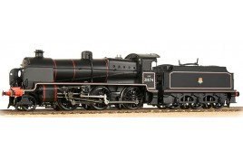 Southern N Class 31874 BR Lined Black Early Emblem OO Gauge