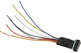 8 Pin Decoder Socket with Harness (x1)