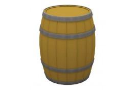 Wooden Barrels x10 OO Gauge