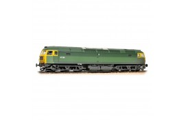 Class 47/0 47256 BR Green Full Yellow Ends (TOPS) Weathered OO Gauge