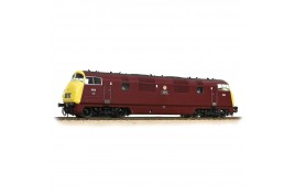 Class 43 'Warship' D838 'Rapid' BR Maroon Full Yellow Ends OO Gauge