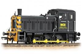 Class 03 Ex-D2199 NCB Black OO Gauge
