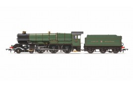 GWR, 6000 'King' Class, 4-6-0, 6023 'King Edward II' - Era 3 OO Gauge