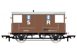 SR, 24T Diag. 1543 Goods Brake Van, 55009 OO Gauge