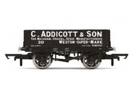 C. Addicott & Son, 4 Plank Wagon OO Gauge