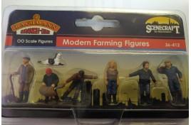 Modern Farming OO Scale