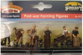 Post-War Farming Figures OO Scale
