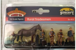 Rural Tradesman OO Scale