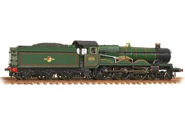 Castle Class 5070 'Sir Daniel Gooch' BR Lined Green Late Crest - N Gauge