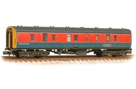 Mk1 BG Full Brake 'Laboratory 23' RTC Livery Weathered N Gauge