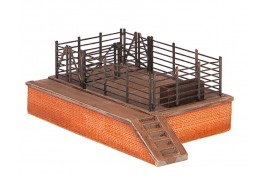 Cattle Dock 59mm x 38mm x 22mm
