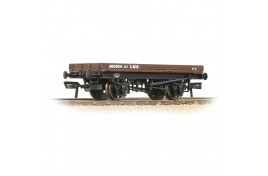 1 Plank Wagon LMS Bauxite OO Gauge