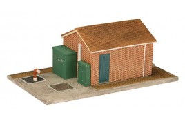 Pumping Station OO Scale