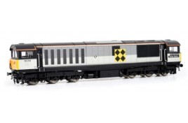 "Class 58 58018 ""High Marnham Power Station"" BR Railfreight Coal Sector OO Gauge"