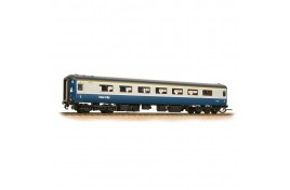 BR MK2F FO First Open Blue & Grey OO Gauge